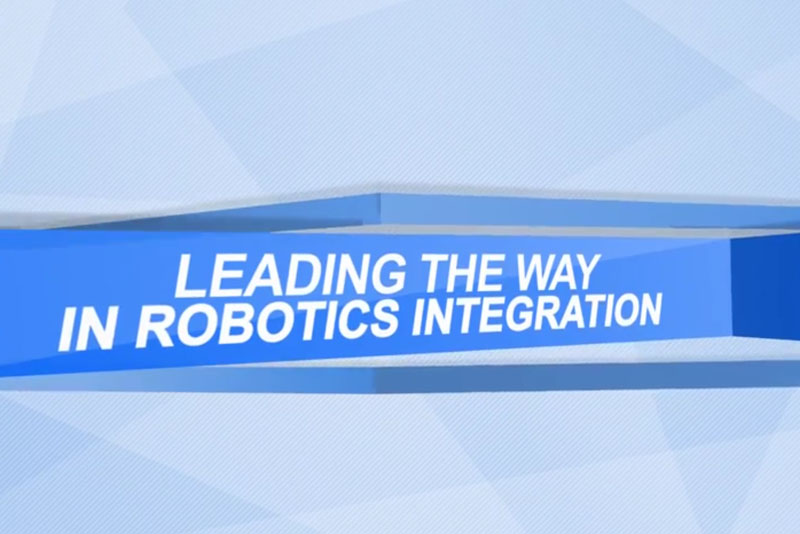 Factory Automation - FANUC Robotics Integrator - Machine Tending