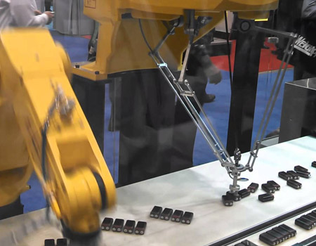 Picking & Packaging Automation | Pick and Place Robotics
